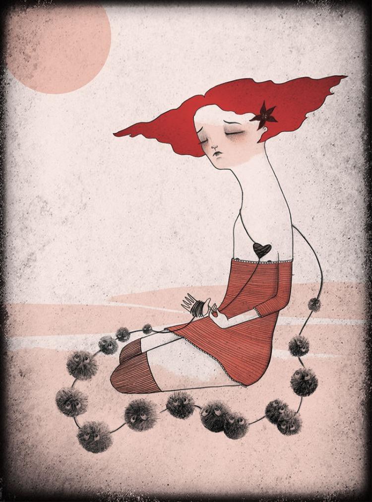 Corazón Negro. Imagen de Lola Roig